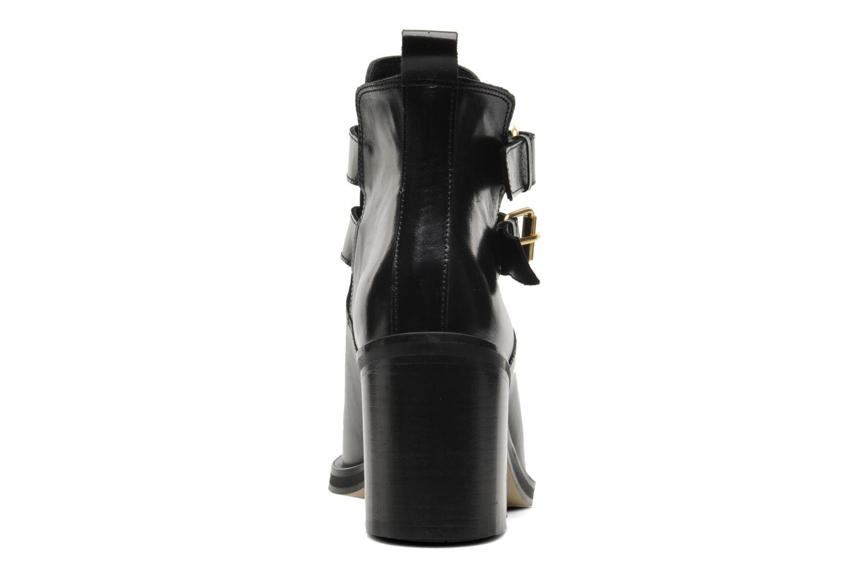 Bottines et boots Jonak Melville Noir vue droite