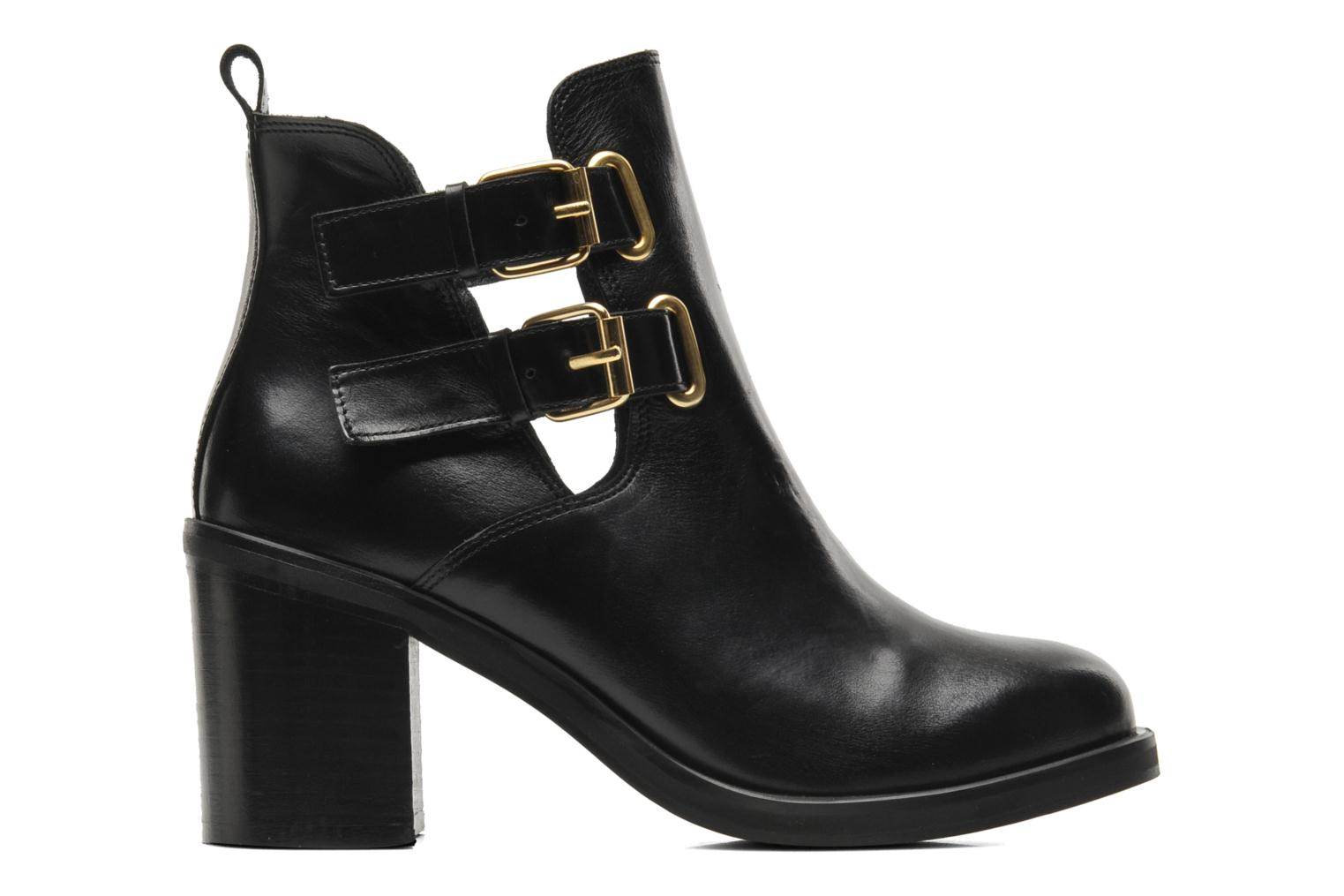 Ankle boots Jonak Melville Black back view
