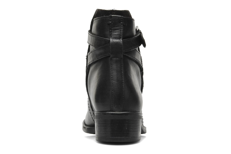 Bottines et boots Jonak Male Noir vue droite