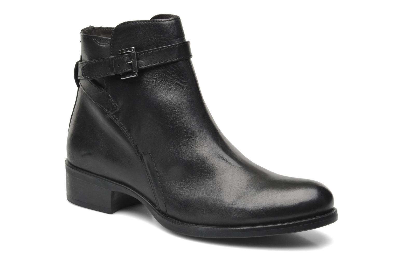 Bottines et boots Jonak Male Noir vue détail/paire