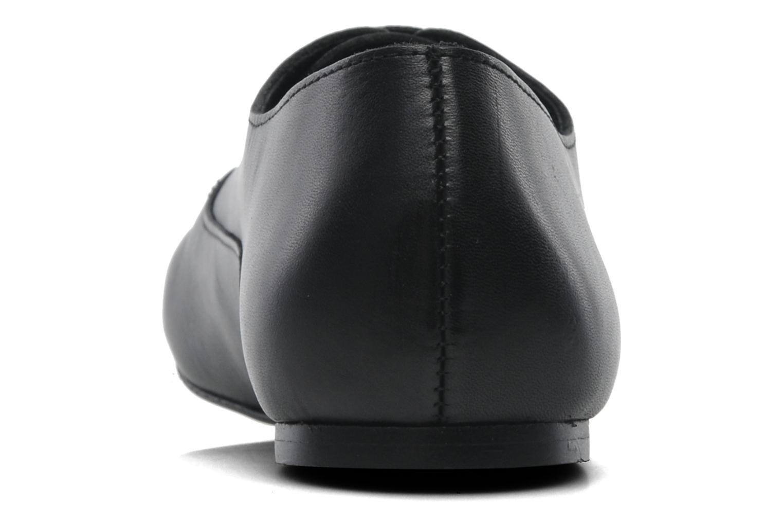 Chaussures à lacets Jonak Makadam Noir vue droite