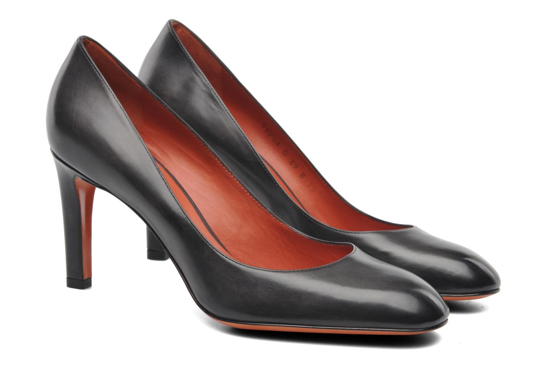 Boots en enkellaarsjes Santoni Moss 53259 INVISIBLE MAUVAISE REF Zwart 3/4'