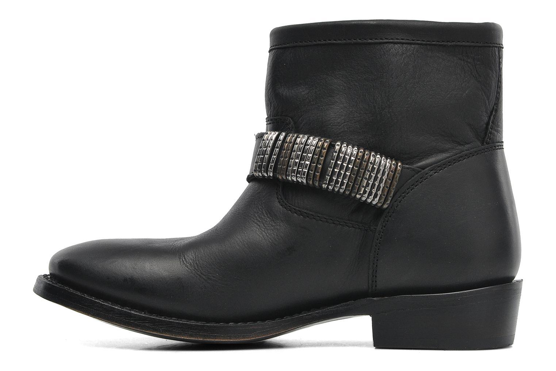 Stiefeletten & Boots Ash Vick schwarz ansicht von vorne