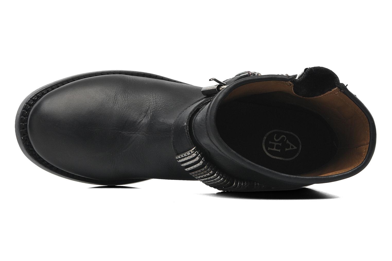 Stiefeletten & Boots Ash Vick schwarz ansicht von links