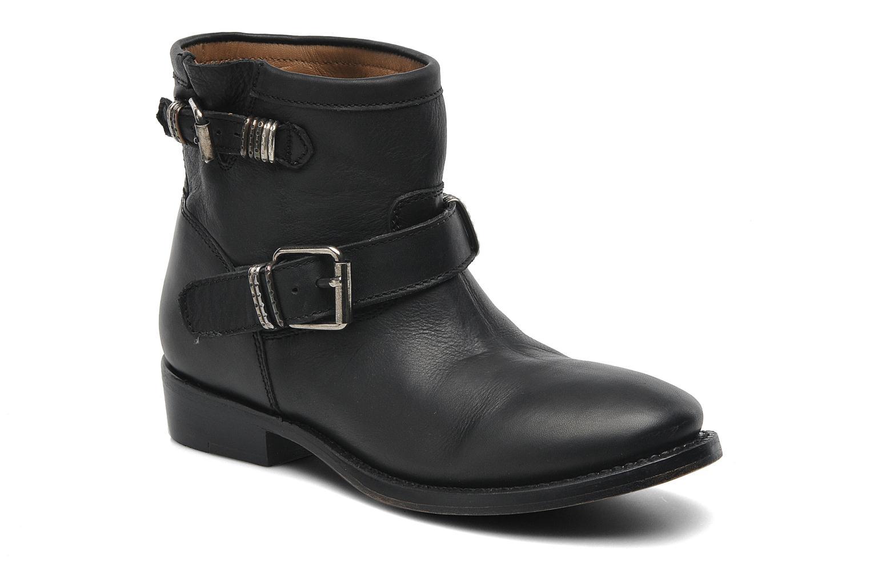 Stiefeletten & Boots Ash Vick schwarz detaillierte ansicht/modell