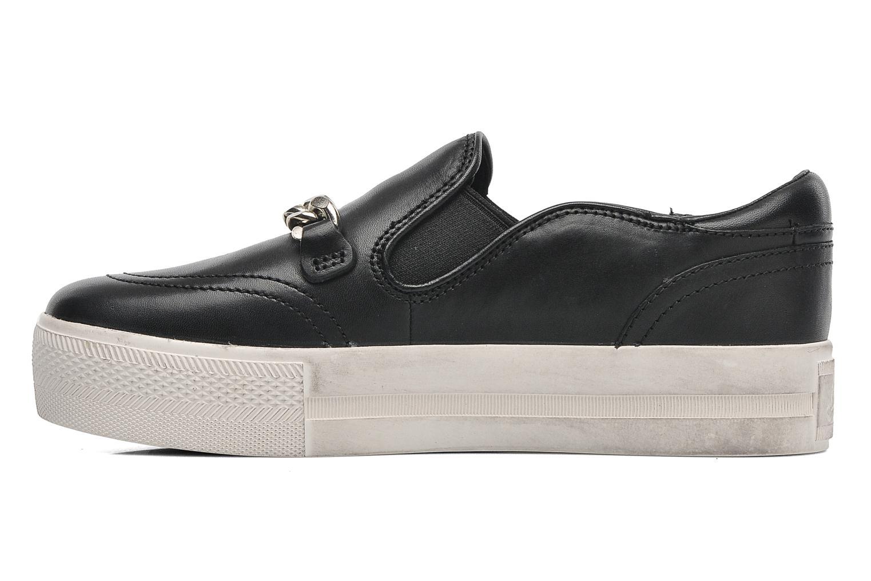 Sneaker Ash Joe schwarz ansicht von vorne