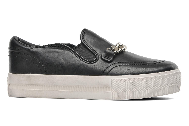 Sneakers Ash Joe Zwart achterkant