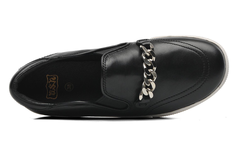 Sneakers Ash Joe Zwart links