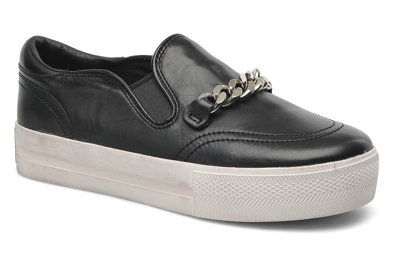 Sneakers Ash Joe Zwart detail