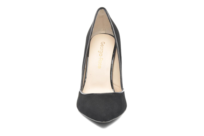 High heels Georgia Rose Fillotte Black model view