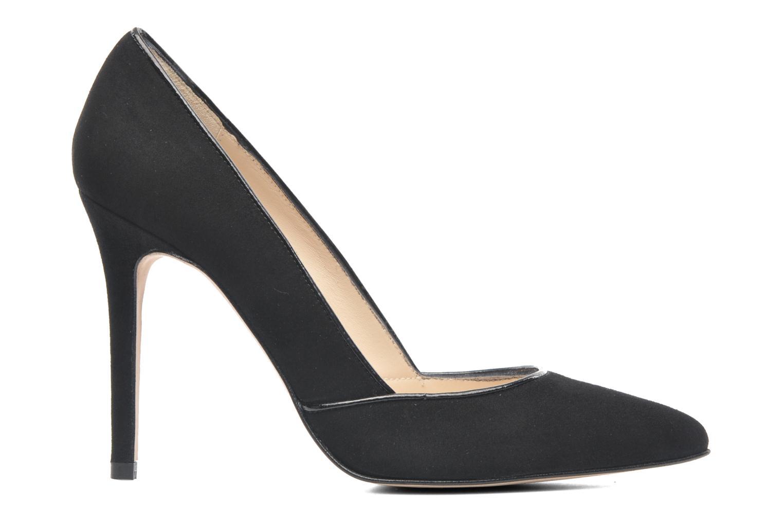 High heels Georgia Rose Fillotte Black back view