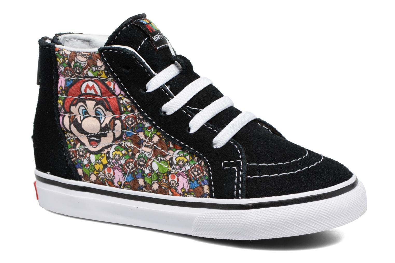 SK8-Hi Zip BB (Nintendo) Mario & Luigi True White