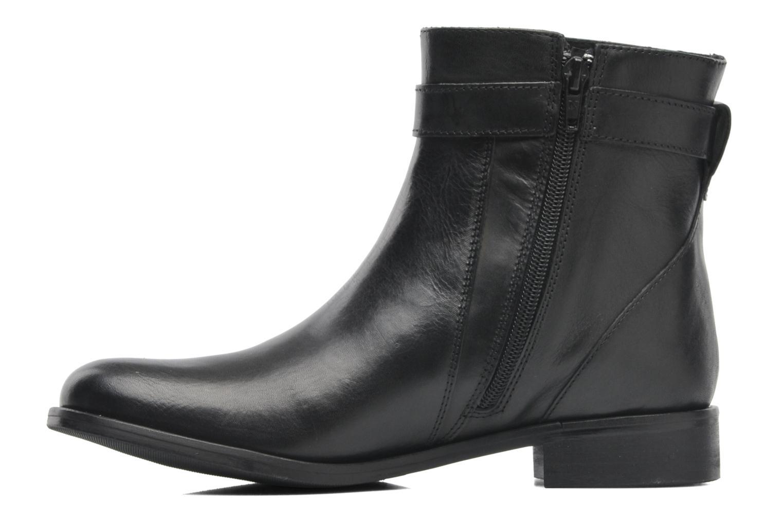 Ankle boots Elizabeth Stuart Cassey 391 Black front view