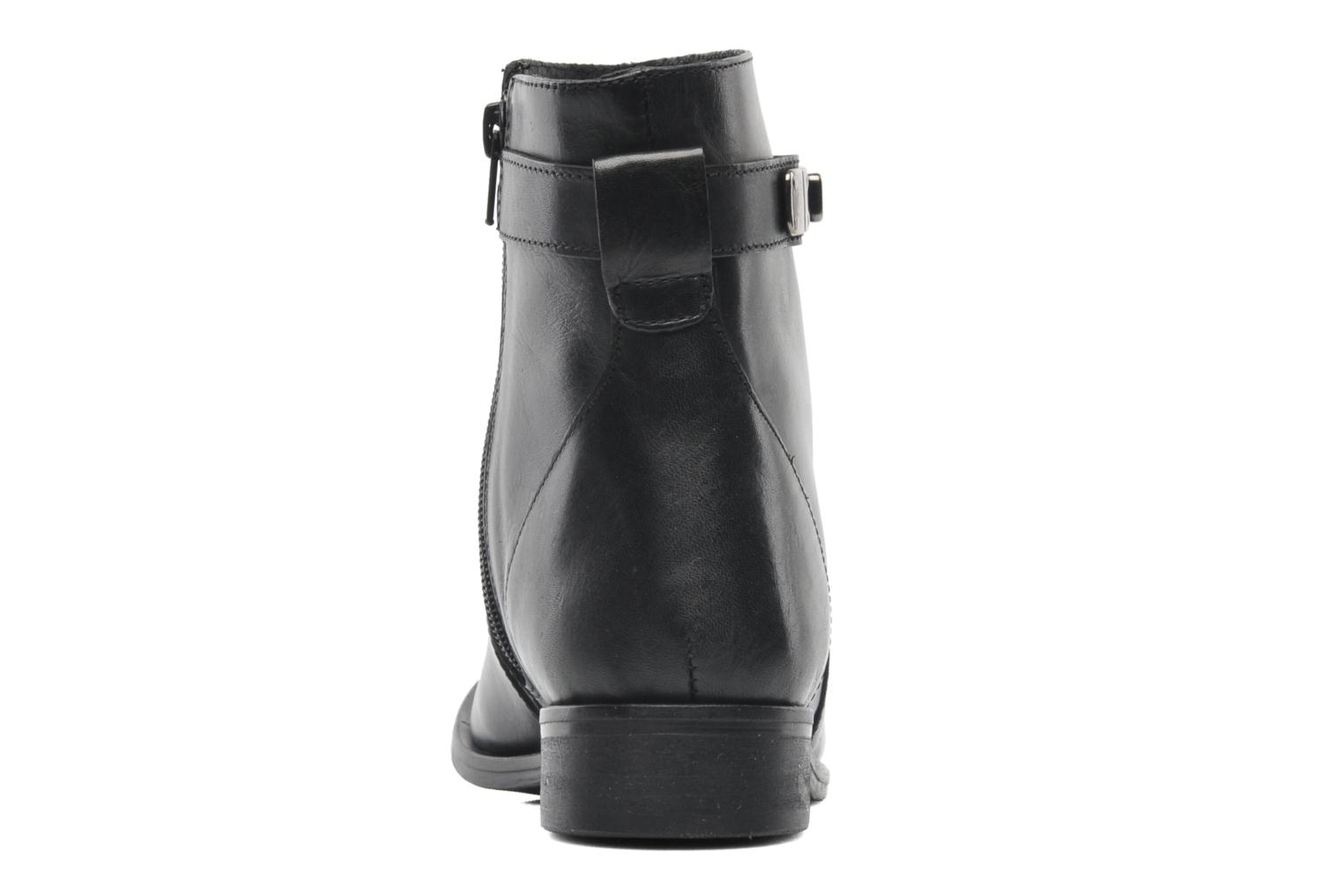Ankle boots Elizabeth Stuart Cassey 391 Black view from the right