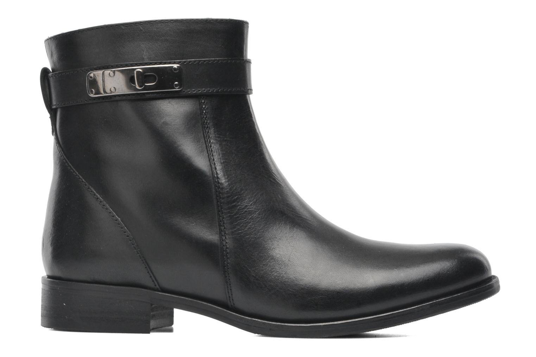 Ankle boots Elizabeth Stuart Cassey 391 Black back view