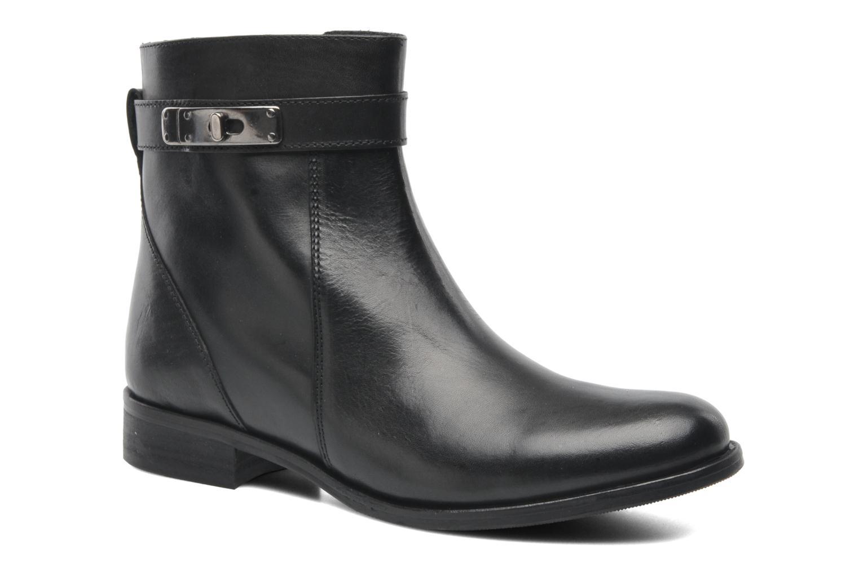 Ankle boots Elizabeth Stuart Cassey 391 Black detailed view/ Pair view