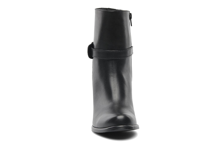 Bottines et boots Elizabeth Stuart Sarah 391 Noir vue portées chaussures