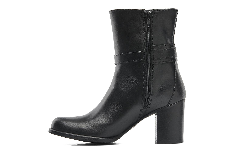 Bottines et boots Elizabeth Stuart Sarah 391 Noir vue face
