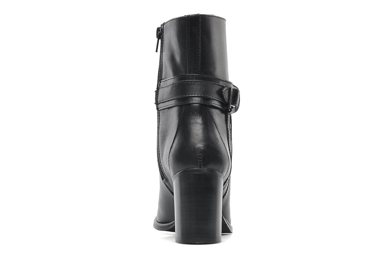 Bottines et boots Elizabeth Stuart Sarah 391 Noir vue droite