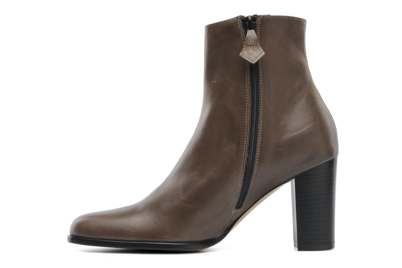 Bottines et boots Elizabeth Stuart Gavos 304 Marron vue face