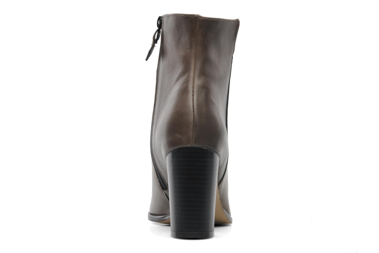 Bottines et boots Elizabeth Stuart Gavos 304 Marron vue droite