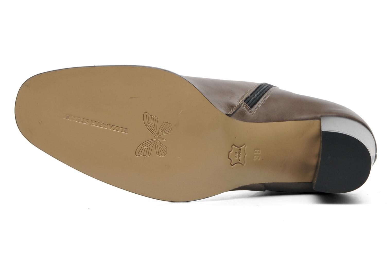 Bottines et boots Elizabeth Stuart Gavos 304 Marron vue haut