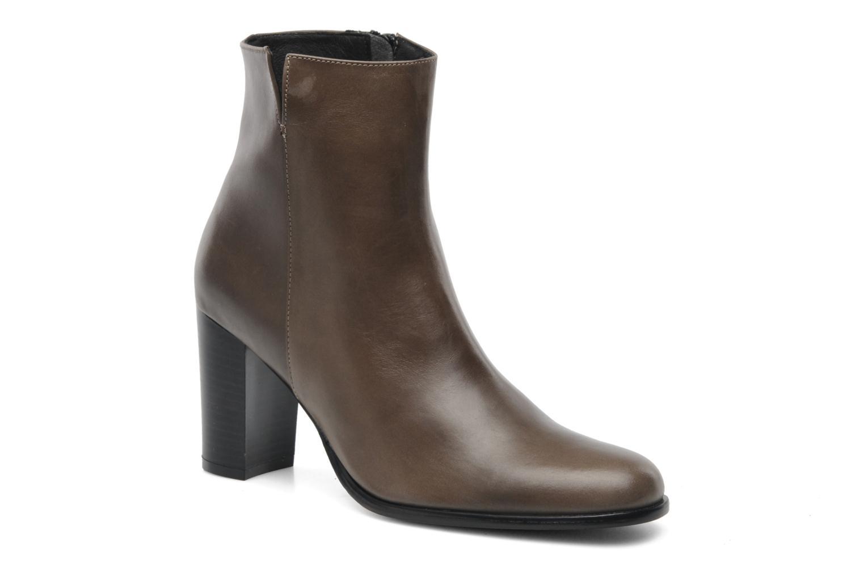 Bottines et boots Elizabeth Stuart Gavos 304 Marron vue détail/paire