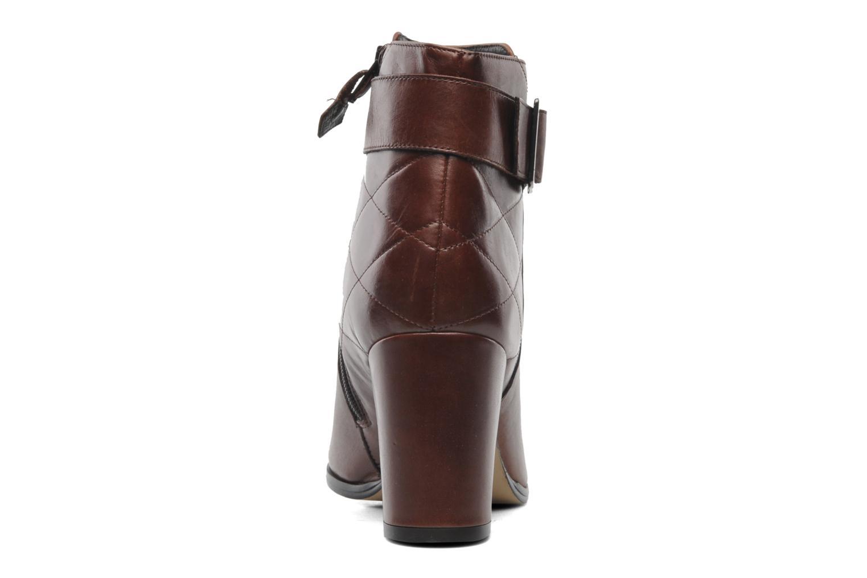 Bottines et boots Elizabeth Stuart Fakir 304 Marron vue droite