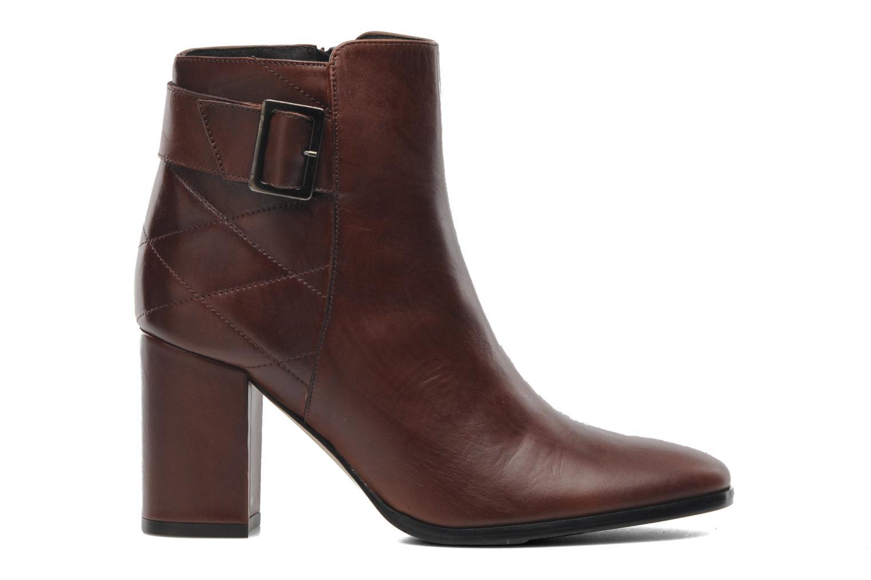 Bottines et boots Elizabeth Stuart Fakir 304 Marron vue derrière
