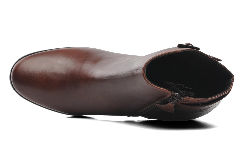 Bottines et boots Elizabeth Stuart Fakir 304 Marron vue gauche