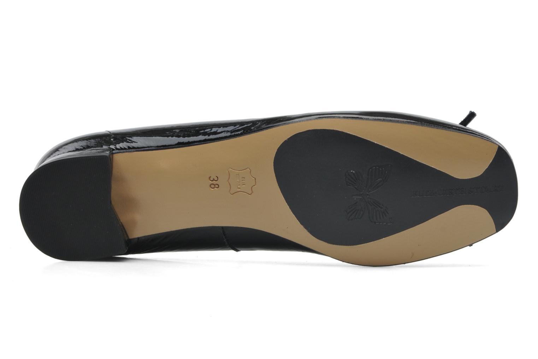 Ballerines Elizabeth Stuart Tilt 305 Noir vue haut