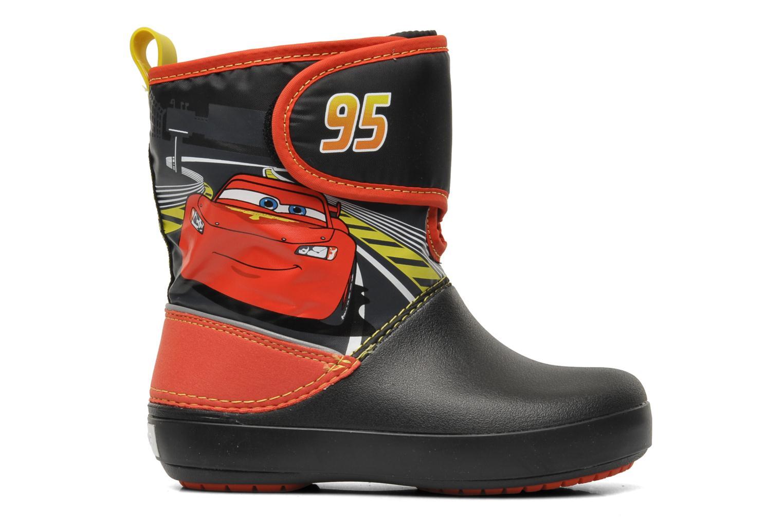 Stiefel Crocs CB Cars Gust Boot schwarz ansicht von hinten