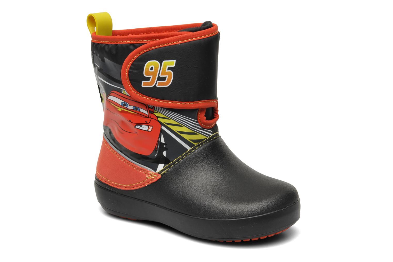 Stiefel Crocs CB Cars Gust Boot schwarz detaillierte ansicht/modell