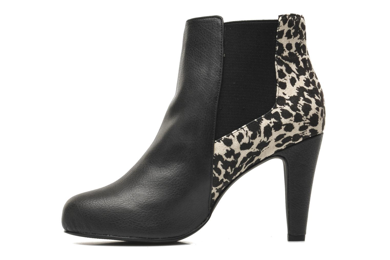 Boots en enkellaarsjes La Strada Pimica Zwart voorkant