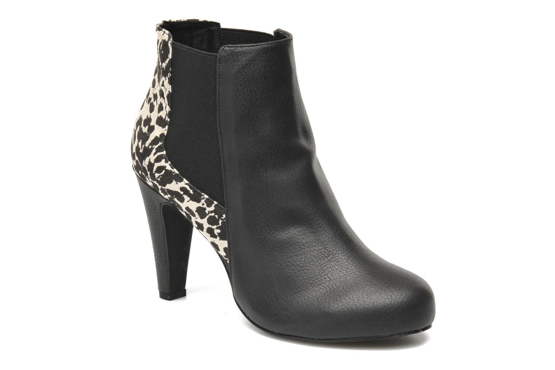 Boots en enkellaarsjes La Strada Pimica Zwart detail