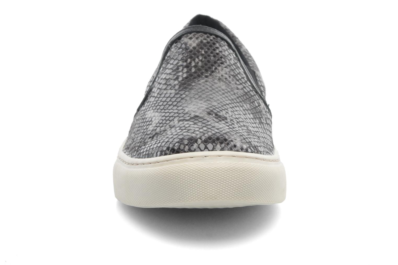 Sneaker Bronx Johnson schwarz schuhe getragen