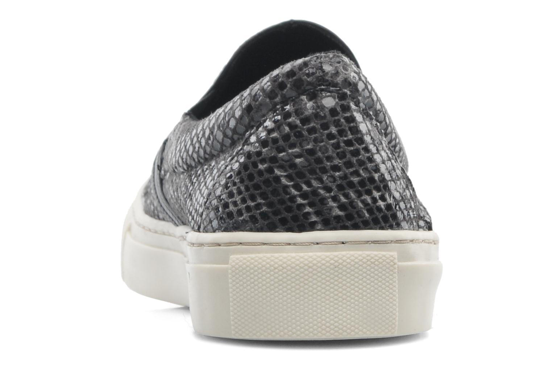 Sneakers Bronx Johnson Zwart rechts
