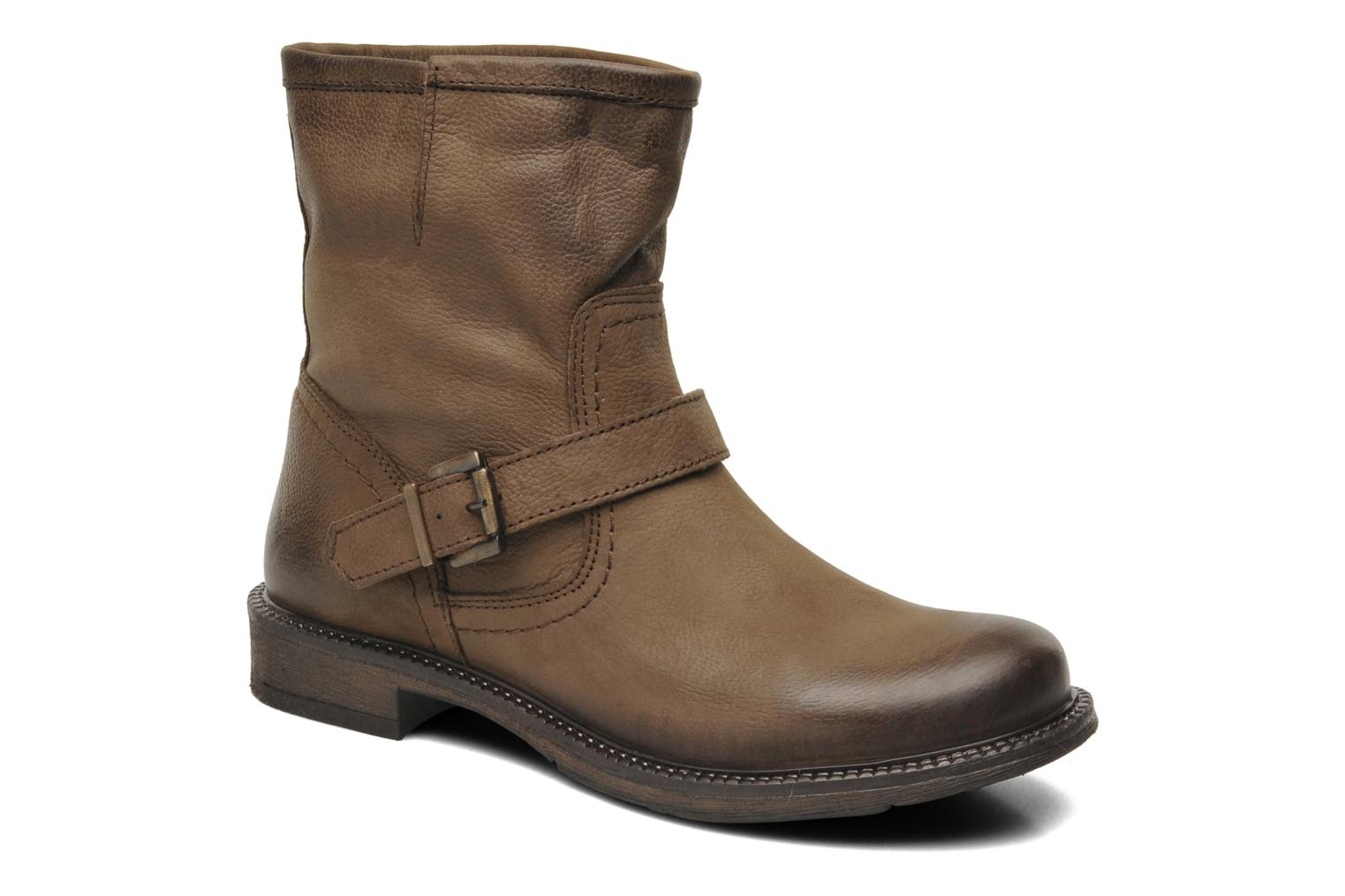 Bottines et boots Sweet Lemon Yonca Marron vue détail/paire