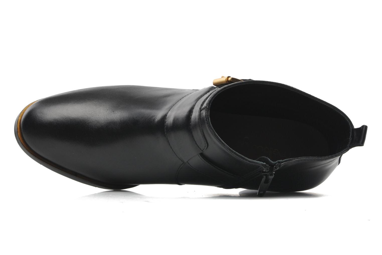 Boots en enkellaarsjes Mellow Yellow Riz Zwart links