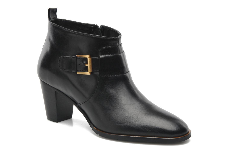 Boots en enkellaarsjes Mellow Yellow Riz Zwart detail