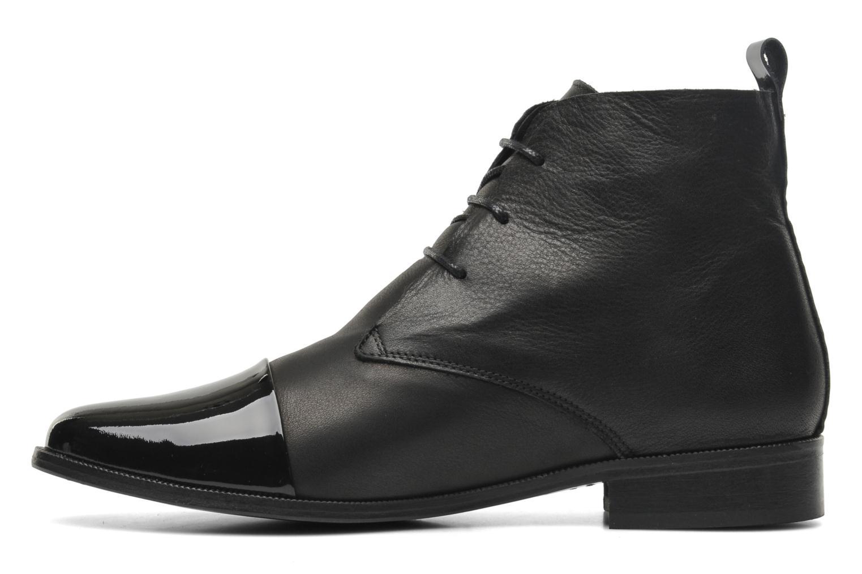 Bottines et boots Anaki Ralph Noir vue face