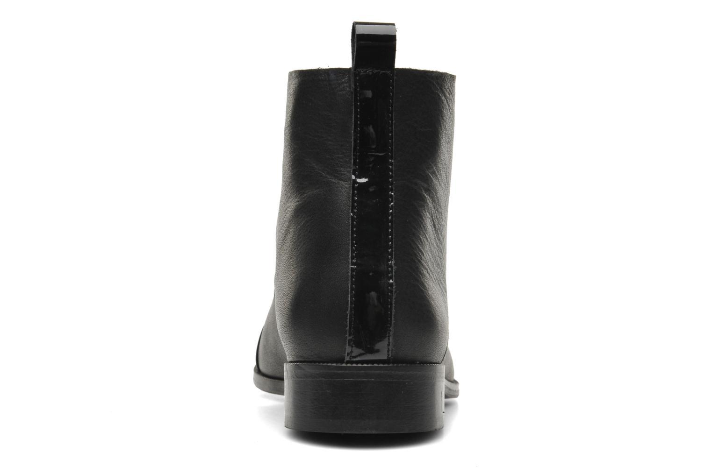 Bottines et boots Anaki Ralph Noir vue droite