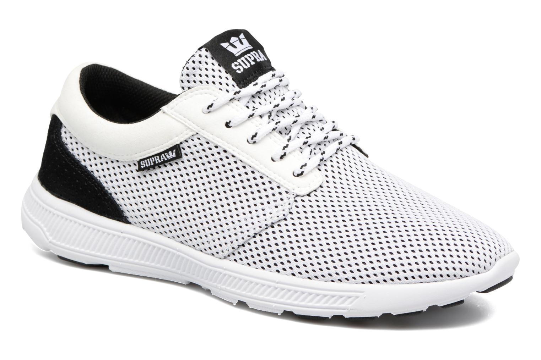 Sneaker Supra Hammer Run weiß detaillierte ansicht/modell