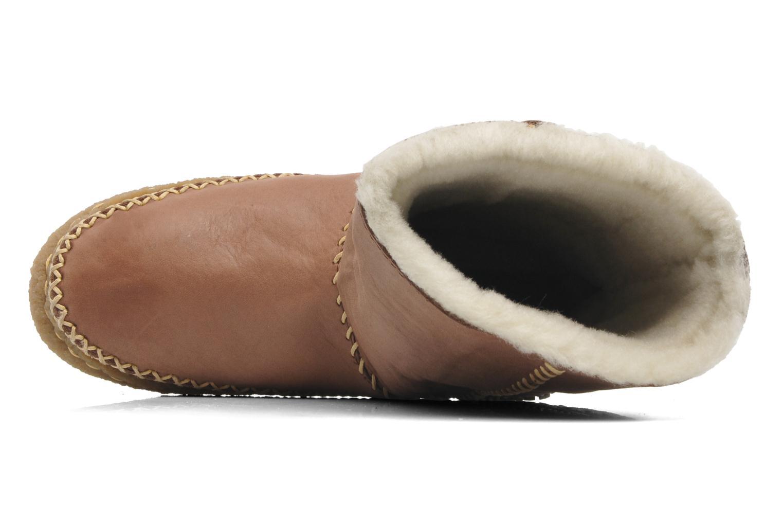 Stiefeletten & Boots Laidback London Naira braun ansicht von links