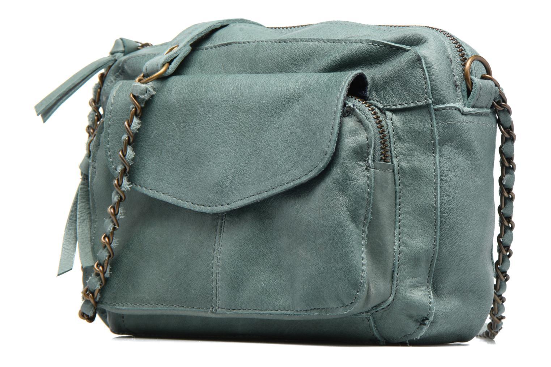 Naina leather Crossover new Trellis