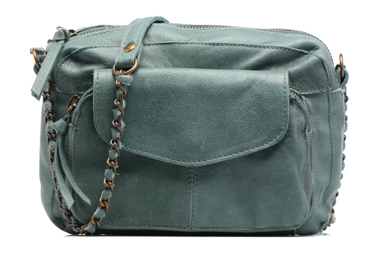 Sacs à main Pieces Naina leather Crossover new Vert vue détail/paire