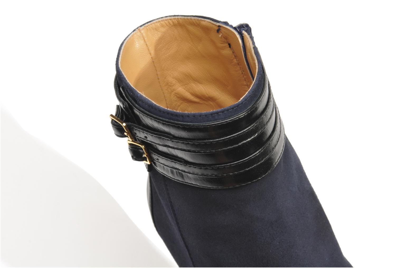 Bottines et boots Made by SARENZA Monceau #8 Bleu vue derrière