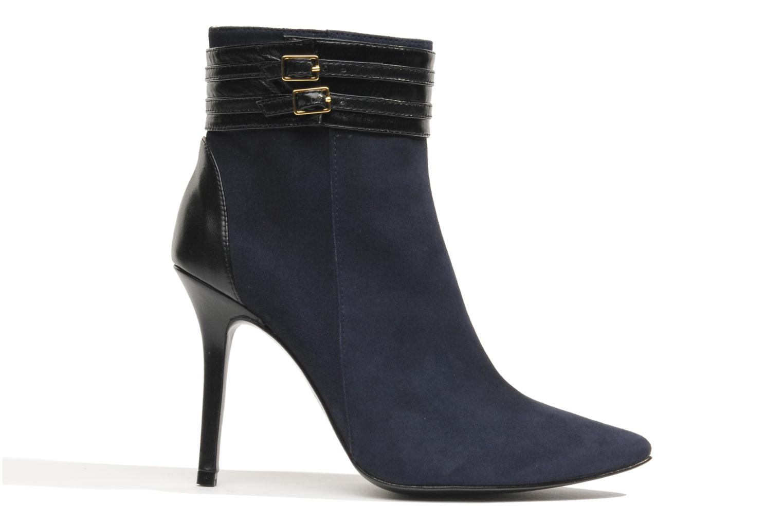 Ankle boots Made by SARENZA Monceau #8 Blue detailed view/ Pair view