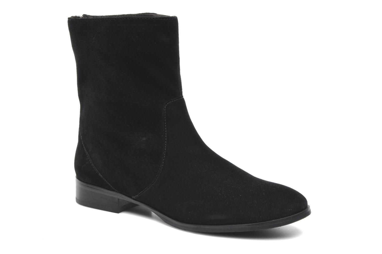Bottines et boots JB MARTIN 2Cheryl Noir vue détail/paire