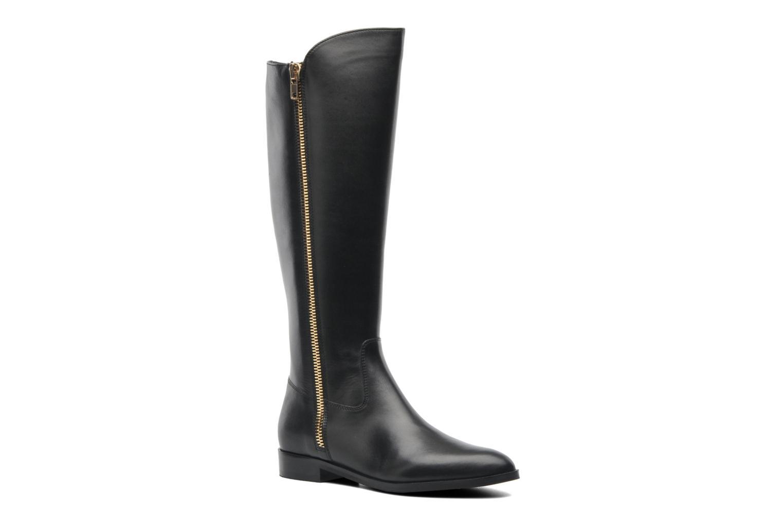 Støvler & gummistøvler JB MARTIN Roxana Sort detaljeret billede af skoene